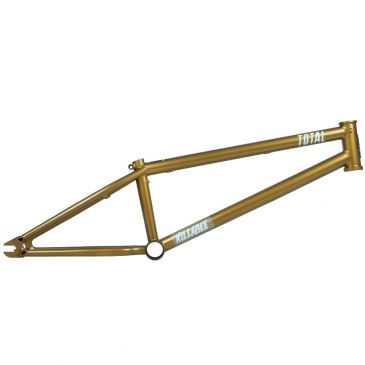 BMX FRAME TOTAL KILLABEE K4 BLACK YELLOW
