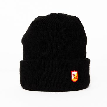 BONNET S&M ZISSOU BLACK