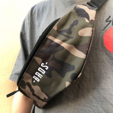 BROS HIP PACK BLACK V2