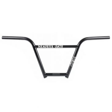 GUIDON BMX CULT CUATRO BEGIN HEAVEN'S GATE BLACK