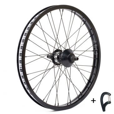 ROUE ARRIERE BMX CULT V2 CREW FREECOASTER BLACK