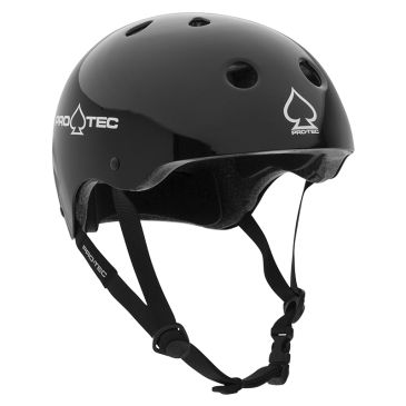 CASQUE BMX PROTEC FULL CUT MATT BLACK