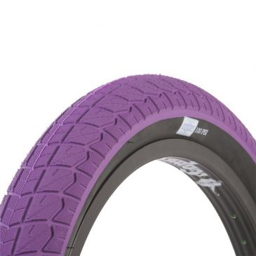 PNEU BMX SUNDAY CURRENT PURPLE 18""