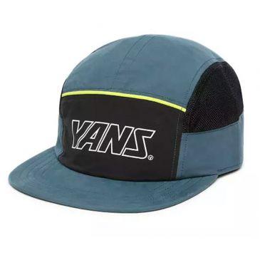 VANS HAT CIRCLE V JOCKEY RED