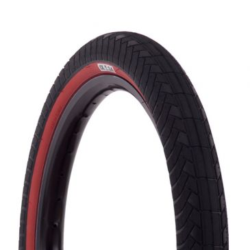 BMX TIRE PREMIUM CK BLACK WHITE WALL