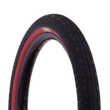 PNEU BMX PREMIUM CK BLACK RED WALL