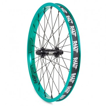 ROUE AVANT RANT PARTY ON V2 REAL TEAL