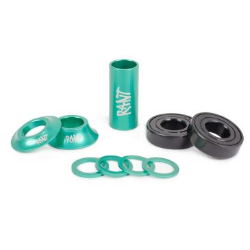BOTTOM BRACKET RANT BANG UR MID REAL TEAL