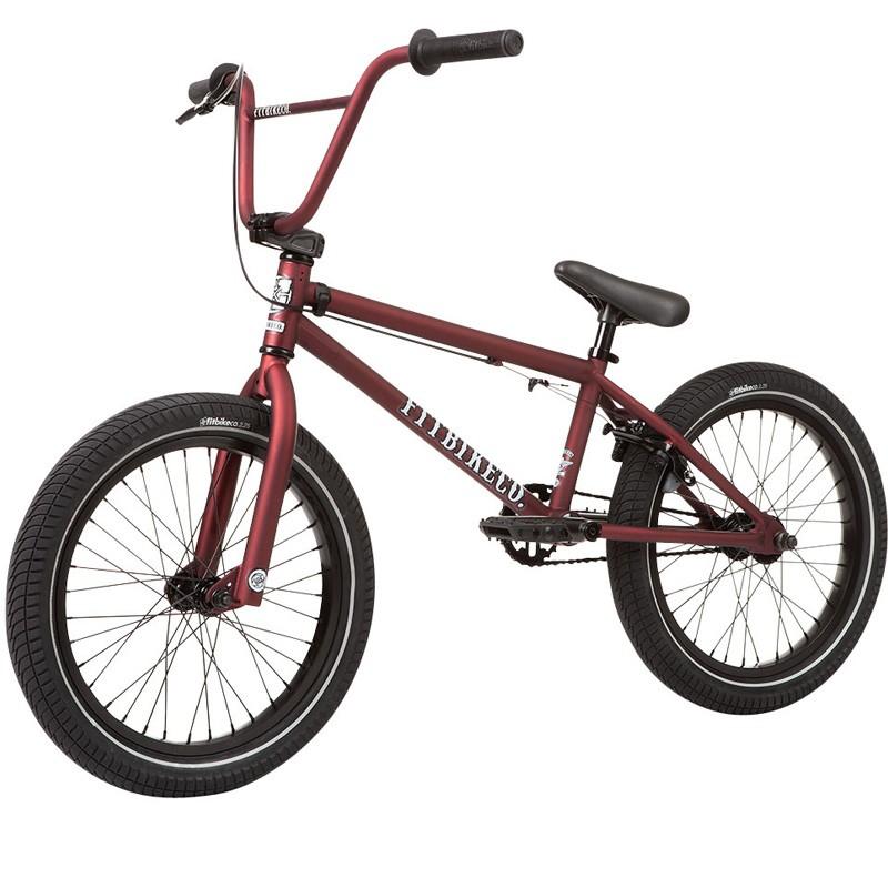 INSIGHT BMX MINI ALLOY CRANK SIZE 170MM RED