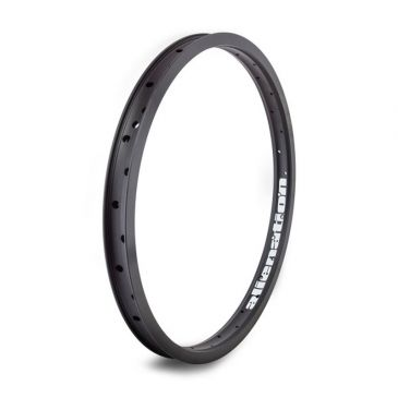 BMX RIM CINEMA 333 BLACK