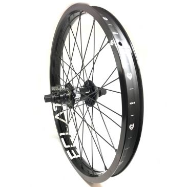 REAR BMX CUSTOM WHEEL CULT CREW SDS X ECLAT V2