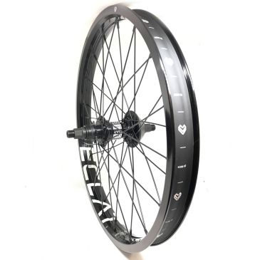 REAR BMX CUSTOM WHEEL PRIMO X ECLAT V2