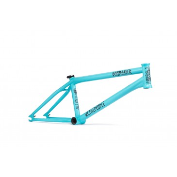 BMX FRAME DOOMSAYER WETHEPEOPLE PASTEL YELLOW