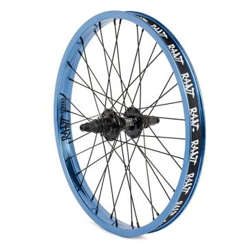 ROUE ARRIERE RANT PARTY ON V2 CASSETTE BLEU