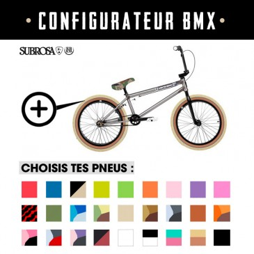 CUSTOMISE YOUR BIKE