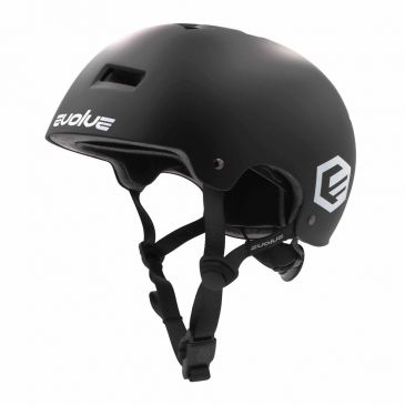 CASQUE BMX INTEGRAL EVOLVE STORM MATTE BLACK