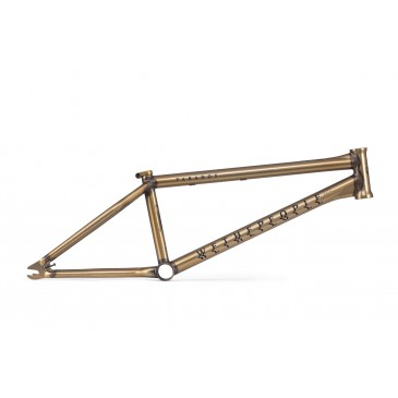 BMX FRAME PARADOX 2020 WETHEPEOPLE TRANS GOLD