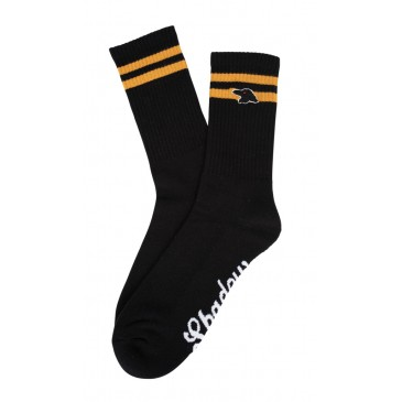 CHAUSSETTES SHADOW FINEST BLACK ( SP 2020 )
