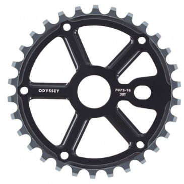 BMX SPROCKET ODYSSEY UTILITY PRO BLACK