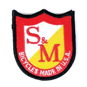 PATCH S&M SHIELD