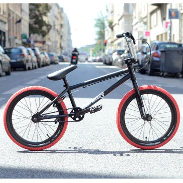 BMX 18'' SUNDAY PRIMER MATTE BLACK