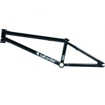 CADRE BMX TALL ORDER 360 ED BLACK