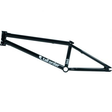 TALL ORDER BMX FRAME 315 GLOSS RED