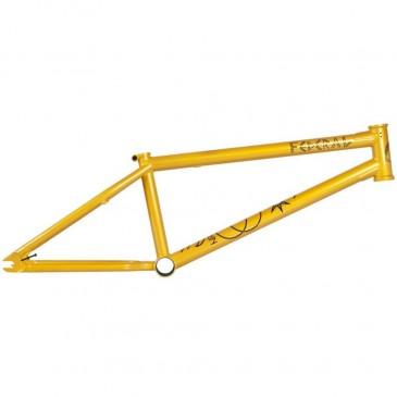 CADRE BMX FEDERAL PERRIN V2 ICS2 GLOSS GOLD