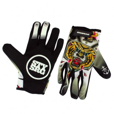 GANTS BMX STAY STRONG FAST CATS