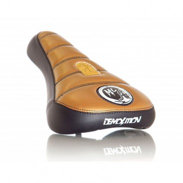 BMX SEAT DEMOLITION MATT CORDOVA PIVOTAL BROWN