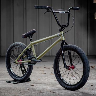 BMX 21'' SUBROSA SONO XL ARMY GREEN 2021
