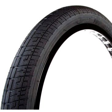 BMX TIRE S&M SPEEDBALL BLACK