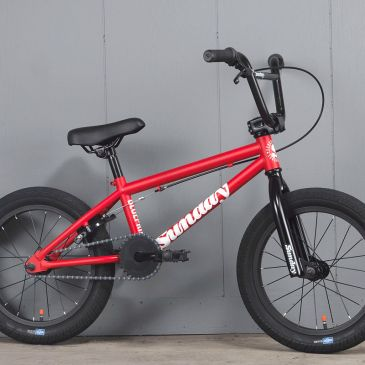 "BMX SUNDAY BLUEPRINT 16"" SURF BLUE 2020"