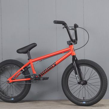 BMX 18'' SUNDAY PRIMER BLACK 2021
