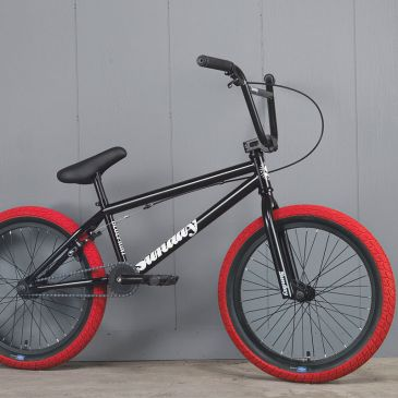 "BMX SUNDAY BLUEPRINT 20"" MATTE RED 2020"