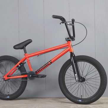 "BMX SUNDAY BLUEPRINT 20,5"" BLACK 2021"
