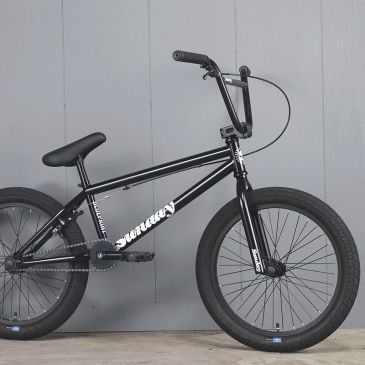 "BMX SUNDAY BLUEPRINT 20,5"" MATTE BLACK 2020"
