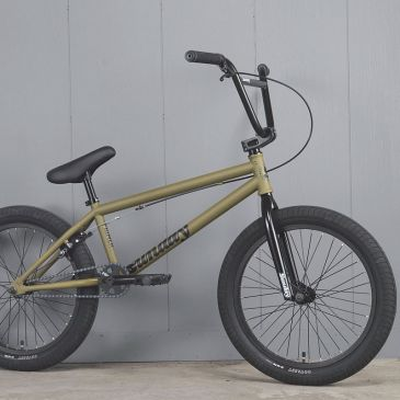 "BMX SUNDAY PRIMER 21"" MATTE BLACK 2020"