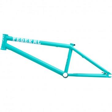 BMX FRAME FEDERAL BOYD ICS2 MATT TURQUIOSE
