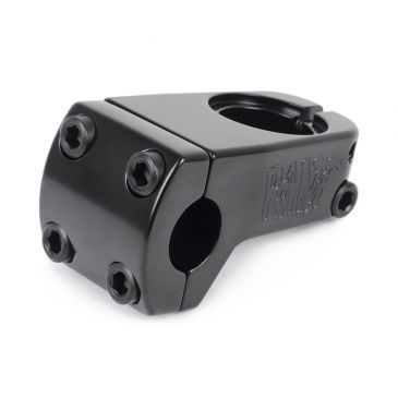 BMX STEM RANT TRILL FRONTLOAD BLACK