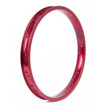 "JANTES BMX RANT SQUAD 18"" RED"