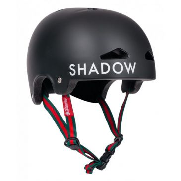 BMX HELMET SHADOW FEATHERWEIGHT MATT RAY (IN MOLD)