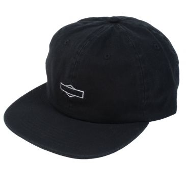 CASQUETTE SUNDAY 6 PANELS ROCKWELL BOX BLACK