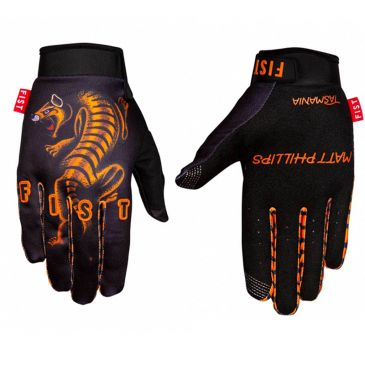 BMX GLOVES FIST BLACK STOCKER 3