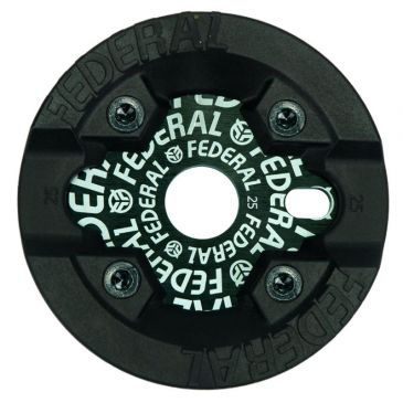 BMX SPROCKET FEDERAL IMPACT FULL GUARD (25 OR 28)