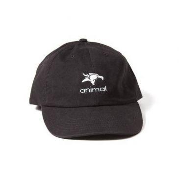 ANIMAL 5 PANEL CAP BLACK CAMO