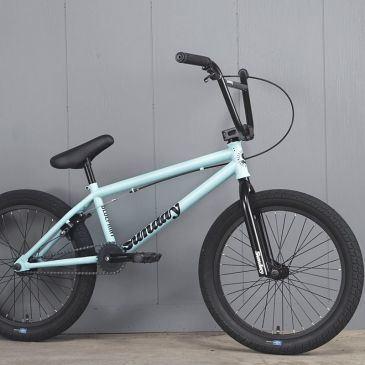 "BMX SUNDAY BLUEPRINT 20"" BLACK RED 2021"