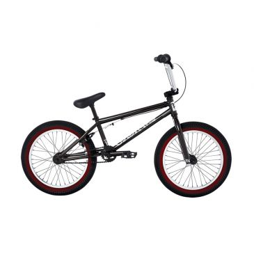 BMX 18'' FIT BIKE CO MISFIT TRANS BLACK 2021