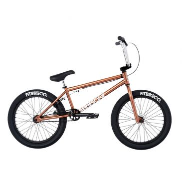 BMX FIT BIKE CO SERIES ONE (LG) 20,75'' GLOSS CLEAR 2021