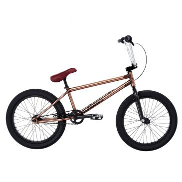 "BMX FIT BIKE CO TRAIL 2XL TRANS GOLD 21.25"" 2021"
